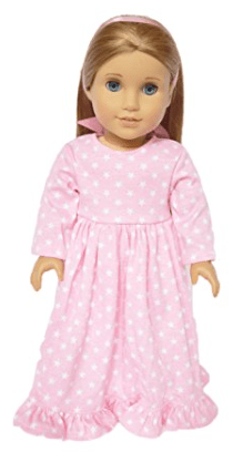 doll-nightgown