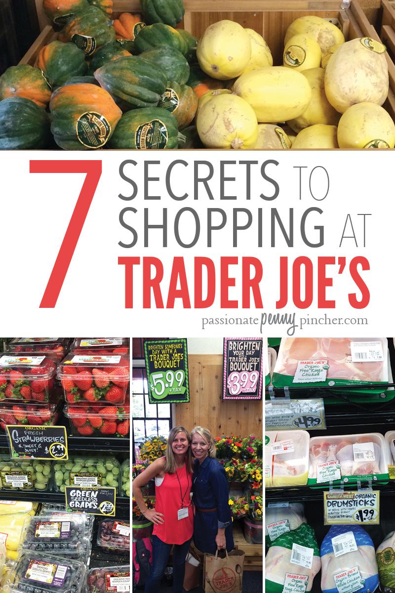 saving at trader joe's
