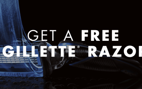 free-gillette-razor