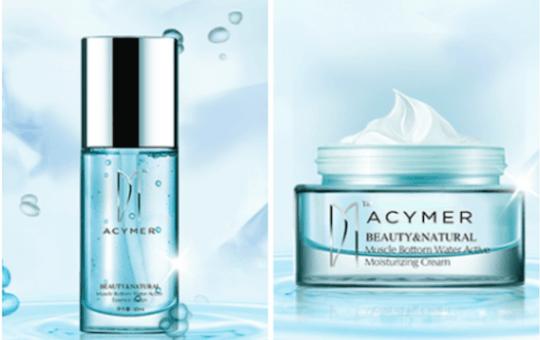 Acymer Revitalizing Moisture Cream & Lotion