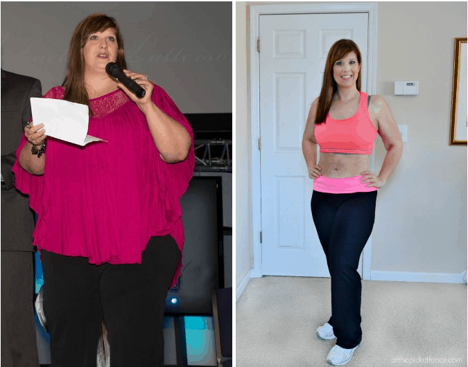25 Days Of Dieting Motivation Day 23 Heather S 100 Lb Weight Loss