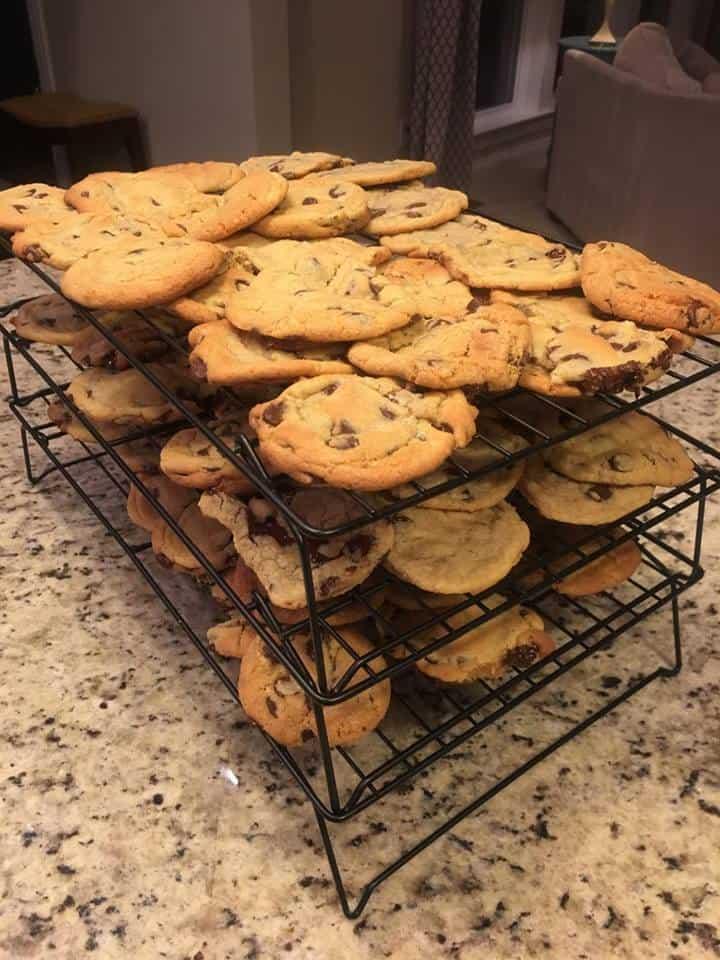 wilton baking rack cookies
