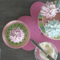 Marshmallow Flower