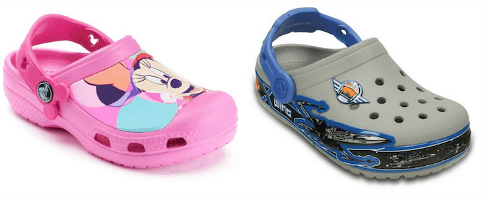 Kids' Crocs clogs