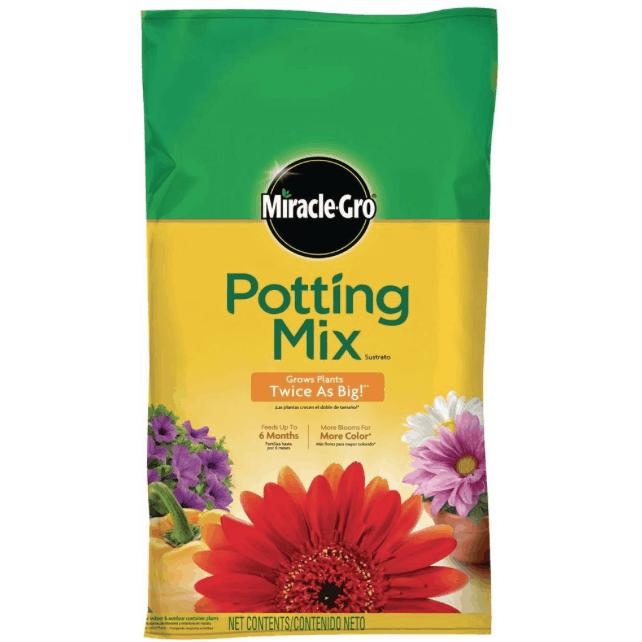 Miracle-Gro Potting Mix