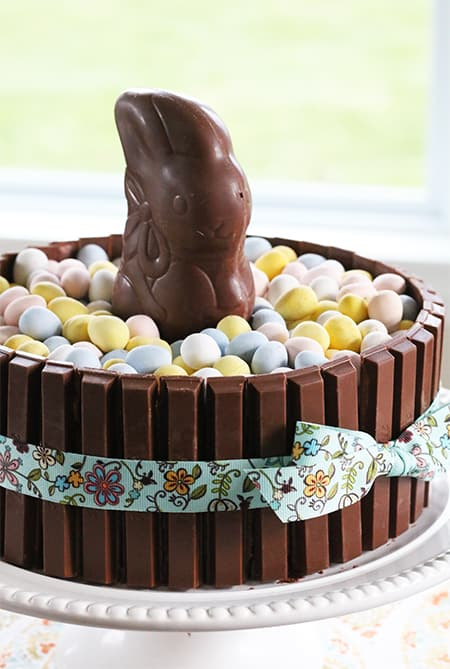 Kit Kat Dessert for Easter