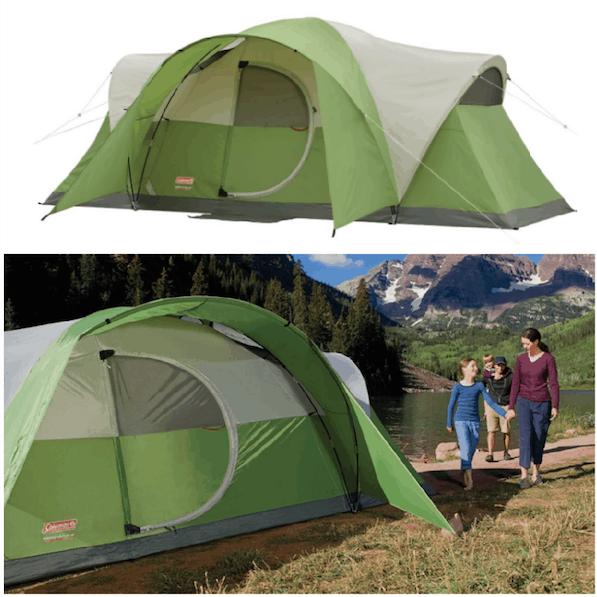 Coleman Montana 8-Person Tent