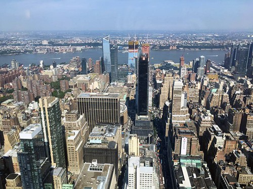 how to travel on a budget NYC