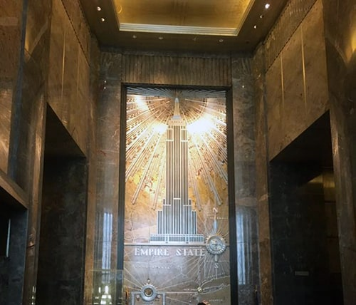 NYC Travel Tips Empire State Building
