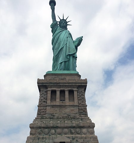 NYC Travel Tips Statue of Liberty