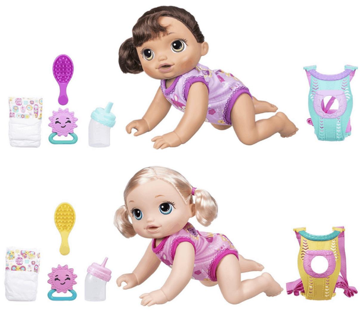 Baby Alive Baby Go Bye Bye Doll 29 59 Lowest Price