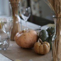 Dollar Tree Thanksgiving Decor (SO Simple, Sweet and Easy!)