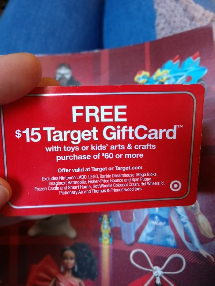 What S Inside The Target Toy Book 2019 Hint 4 Toy Coupons
