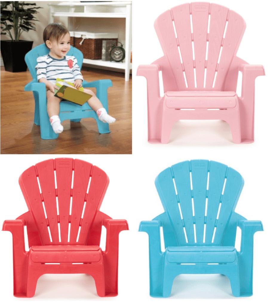 Little Tikes Garden Chairs