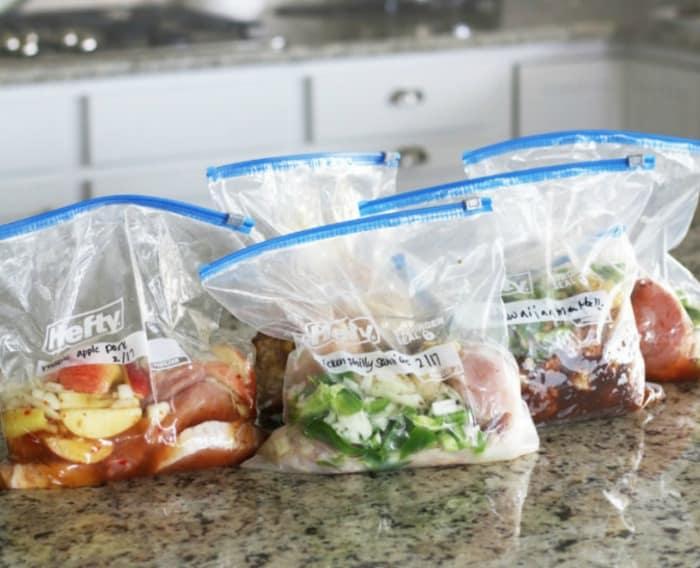 freezer cooking supplies favorites