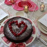 Valentine's Day Dinner at Home (on the cheap!)