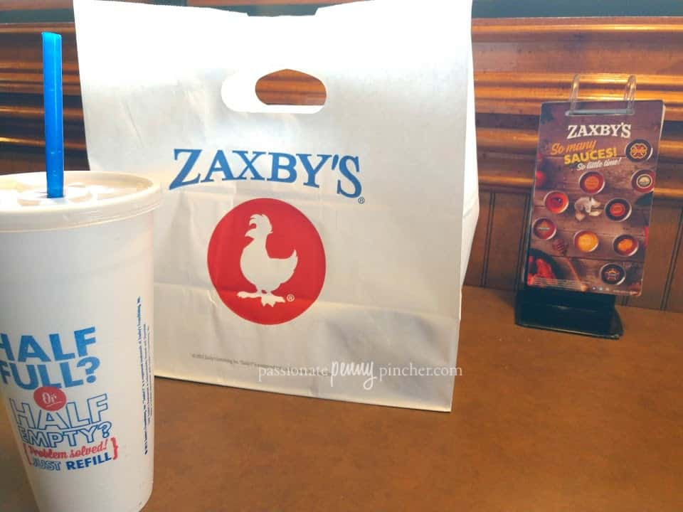 Zaxby's Secret Menu