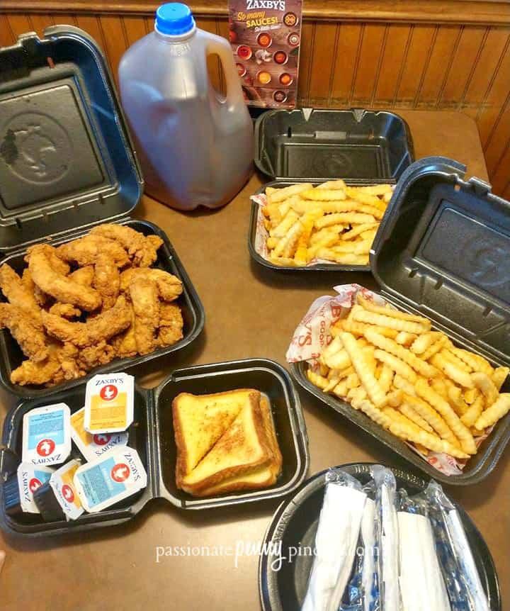 zaxby's Secret Menu Hacks - Grab the family meal deal