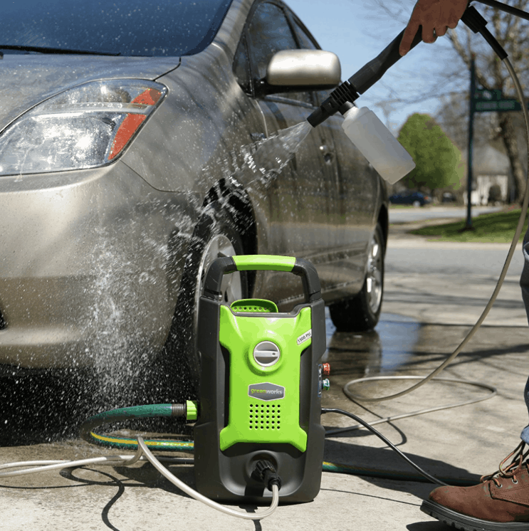 Greenworks Pressure Washer on sale