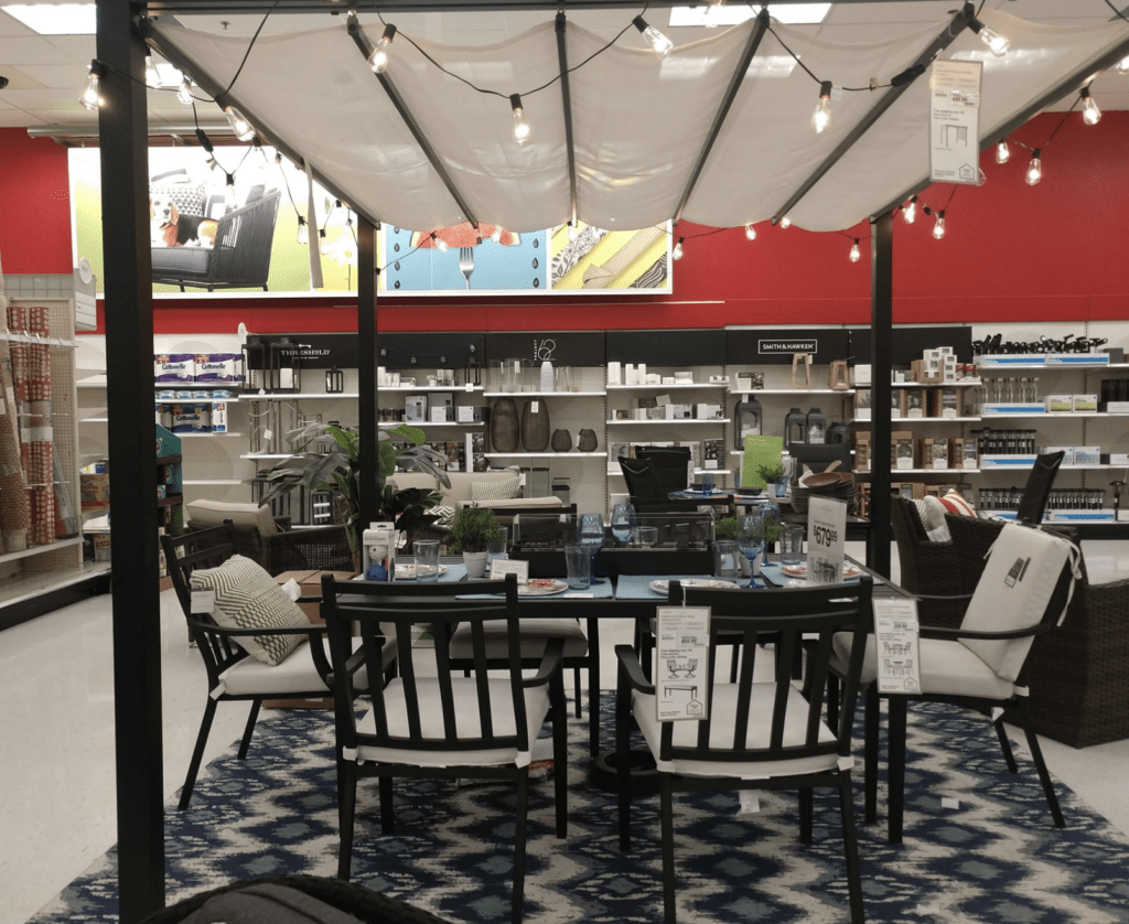 Check out these awesome deals on Target Patio furniture - on sale today for 30% OFF!