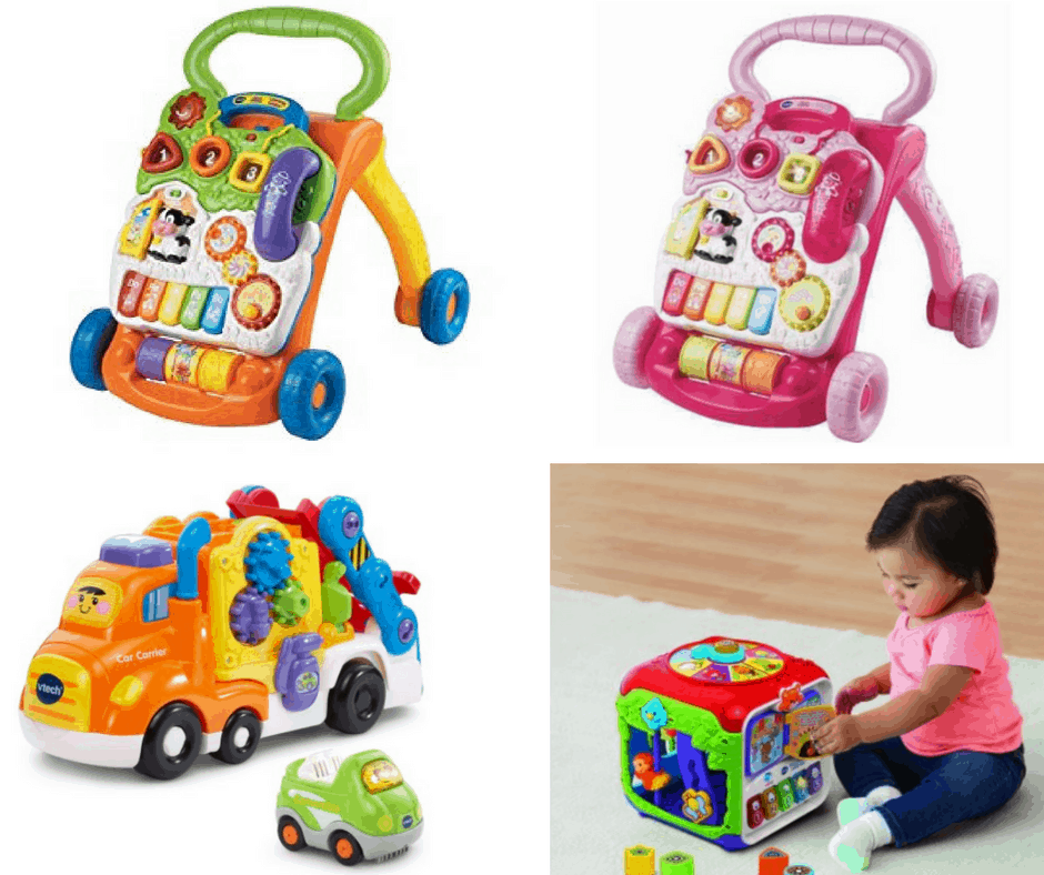 Vtech Sit To Stand Learning Walker More Walmart Rollbacks