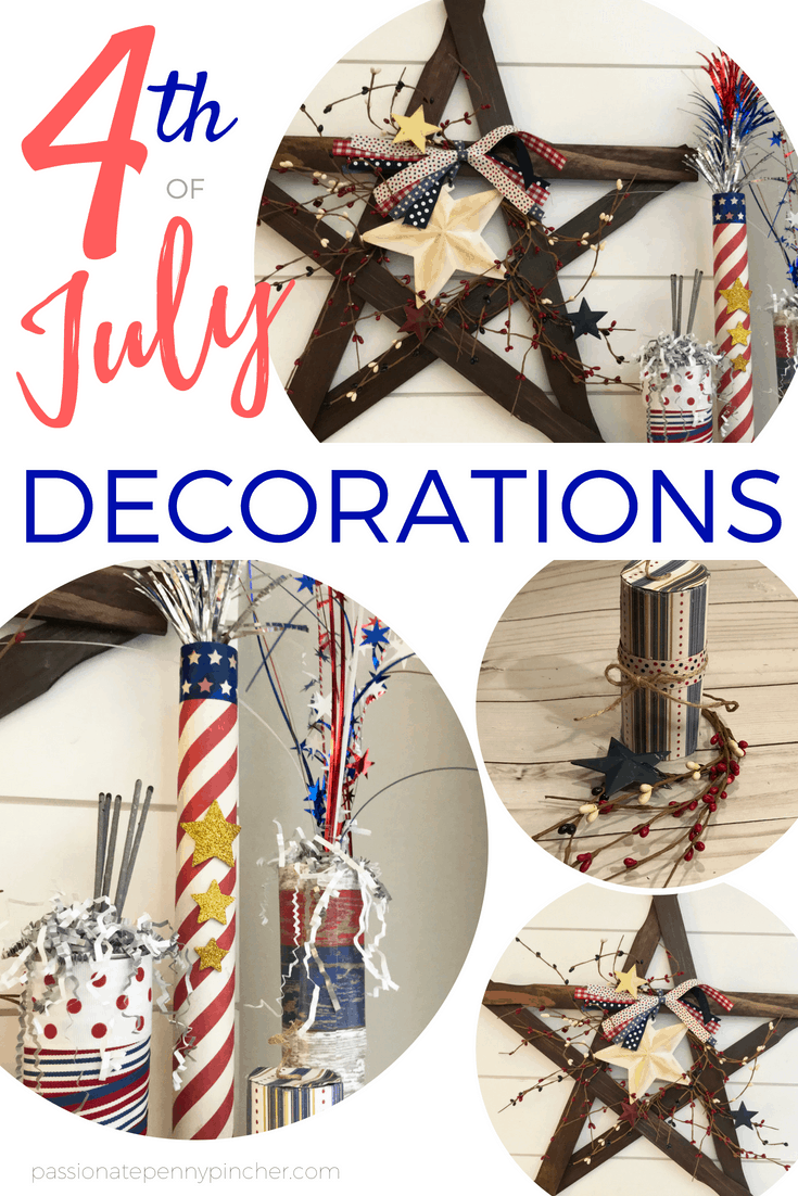 Looking for some GREAT frugal ideas for 4th of July? These are perfect and your kids will love making them too!