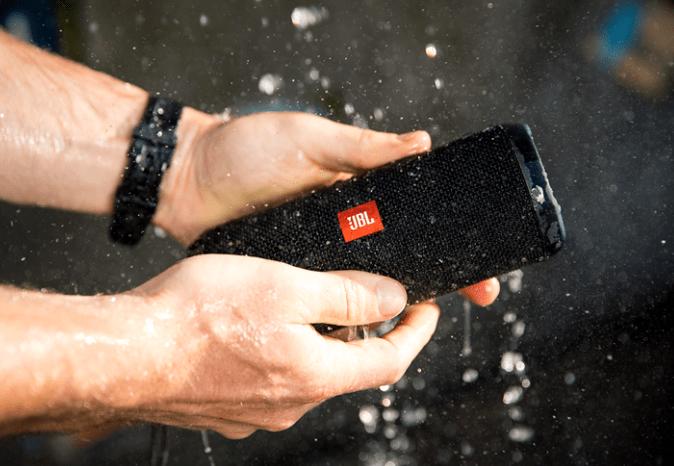 Jbl Flip 4 Waterproof Portable Bluetooth Speaker Under 60 Reg 75