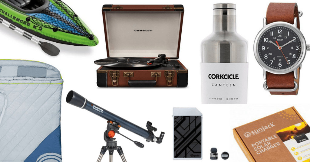 Surprising dad on Father's Day with a gift he'll really like is H-A-R-D and we know it... enter our list of 12 COOL Father's Day Gifts 2018 Guide!