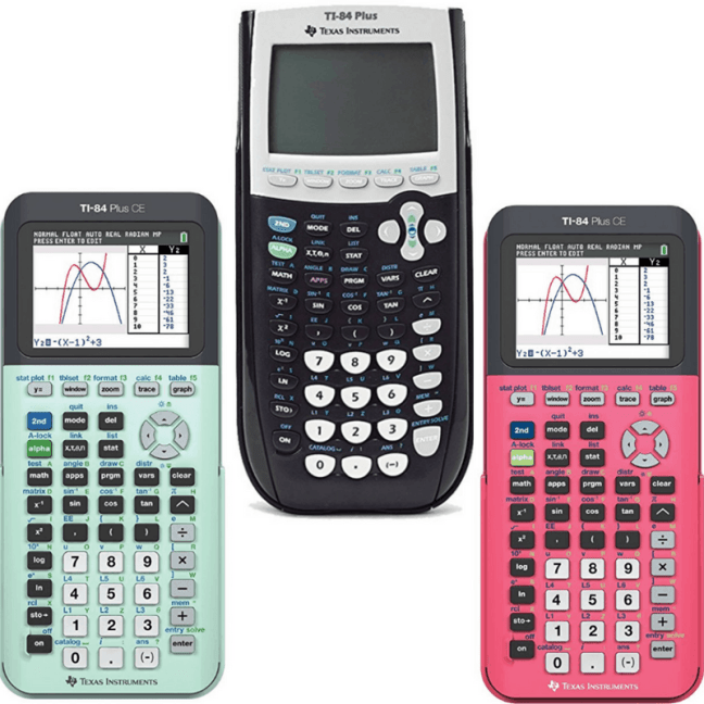 TI-84 Graphing Calculator ONLY $88 Shipped!