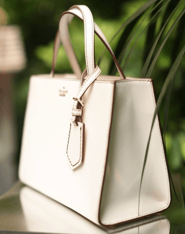 White Tote Bag from Kate Spade Surprise Sale