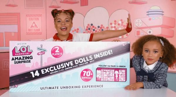 L.O.L Surprise Doll Set