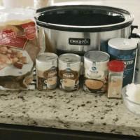 Slow Cooker Chicken and Dumplings: Crocktober Day 11