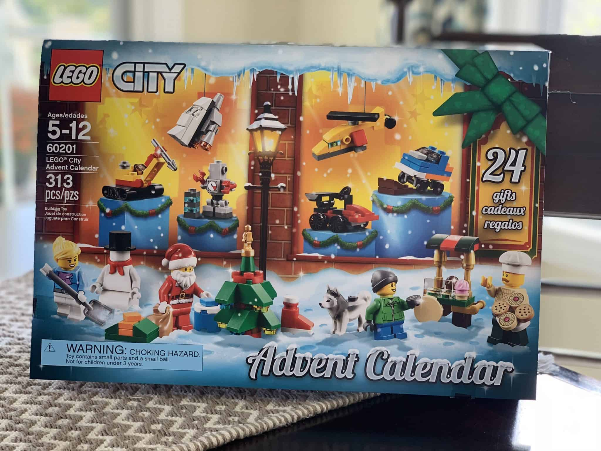 Kohl S Cyber Monday Lego Advent Calendar 2018 As Low As 20