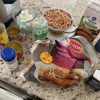 Slow Cooker White Chicken Chili: Crocktober Day 5