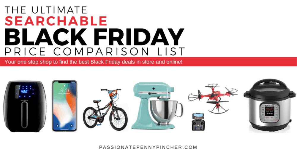 50 Best Deals On Black Friday