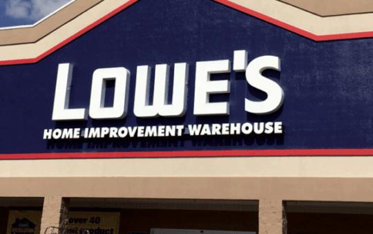 Lowe's Labor Day Sale