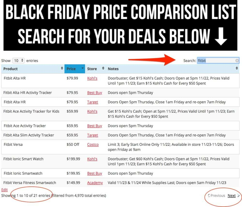 Search All Black Friday Deals