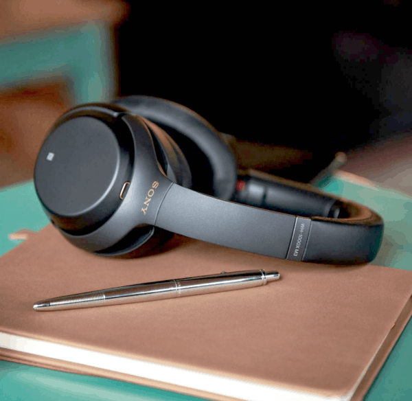 Sony Wireless Bluetooth Noise Cancelling Headphones 100 Off