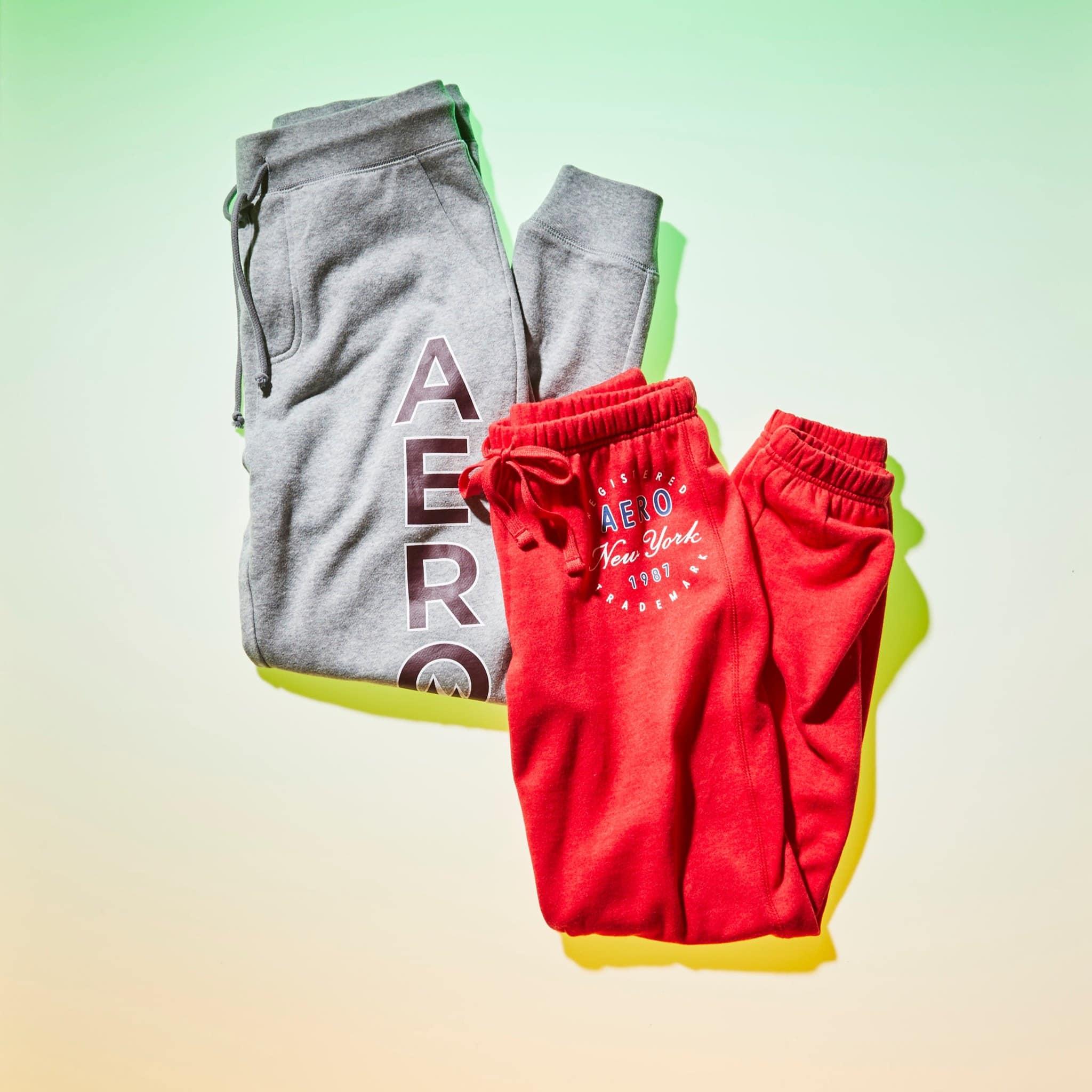 aero joggers