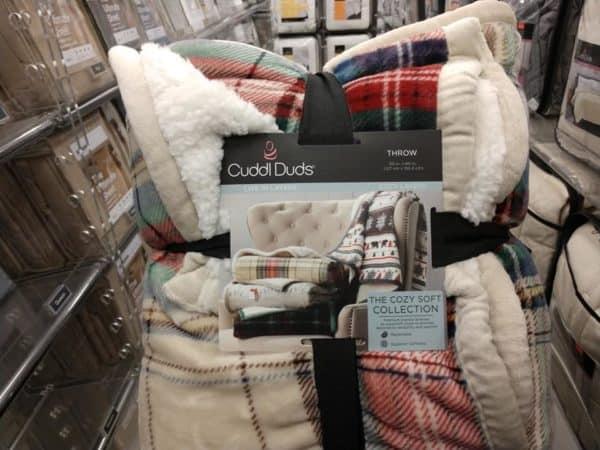 Cuddl Duds Blankets