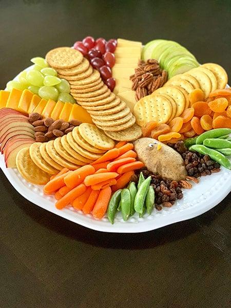 Turkey Appetizer Tray