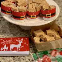 Peanut Butter Fudge: 12 Days of Christmas Baking Day 2 (2018)