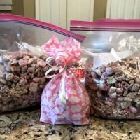 Valentine White Trash Candy 💕