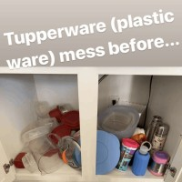 Eat At Home Challenge Day 5: YUMMIEST Sandwiches + New Video + Tupperware Cleanout!