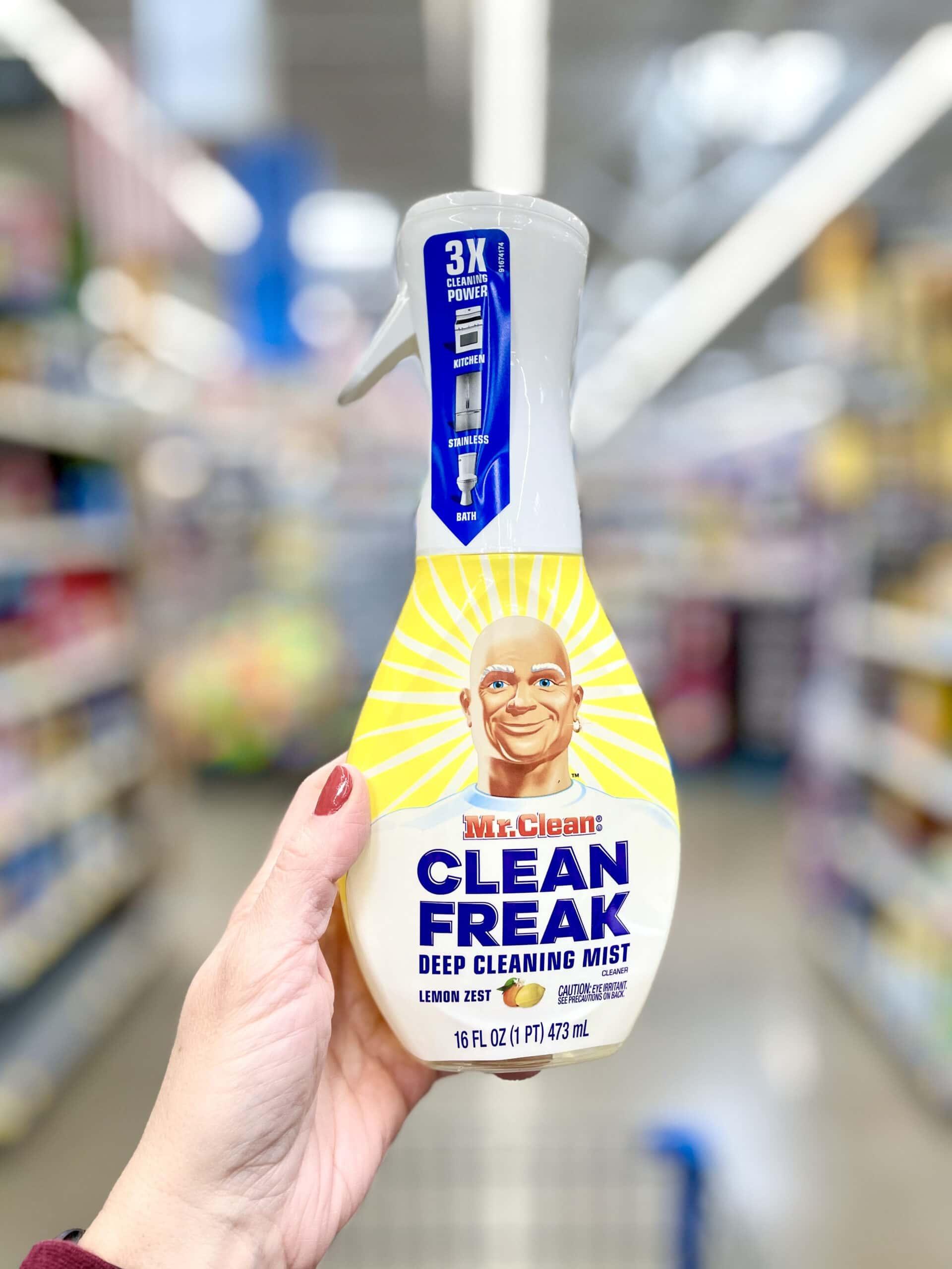 mr. clean freak