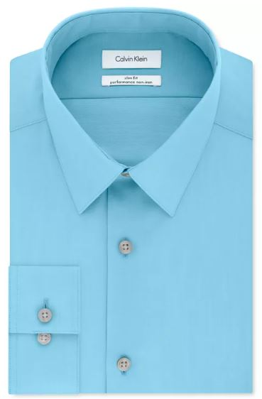 Calvin Klein Men's Dress Shirts