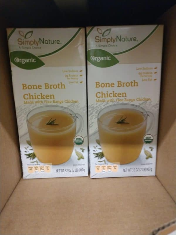 bone broth cartons