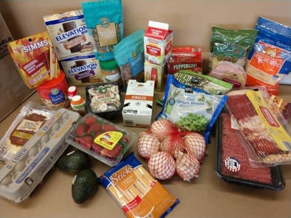 aldi keto foods