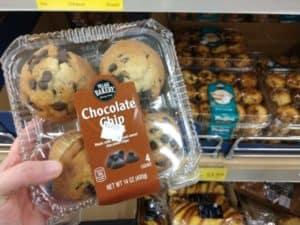 muffins at aldi