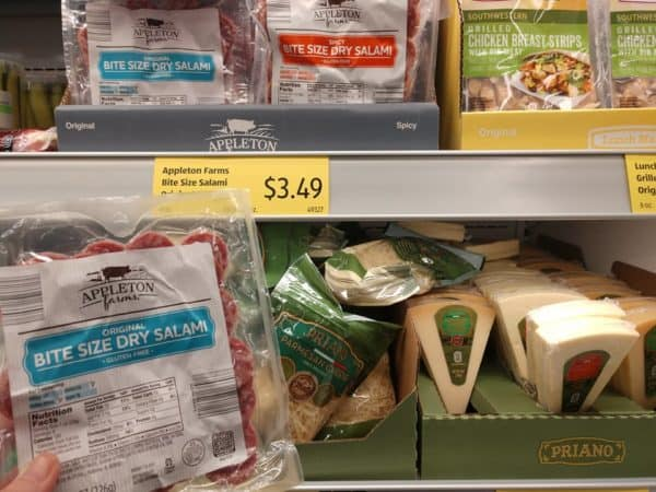 packaged meats